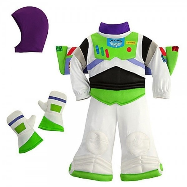 Disney Store Toy Story Buzz Lightyear Costume For Baby Toddler 18