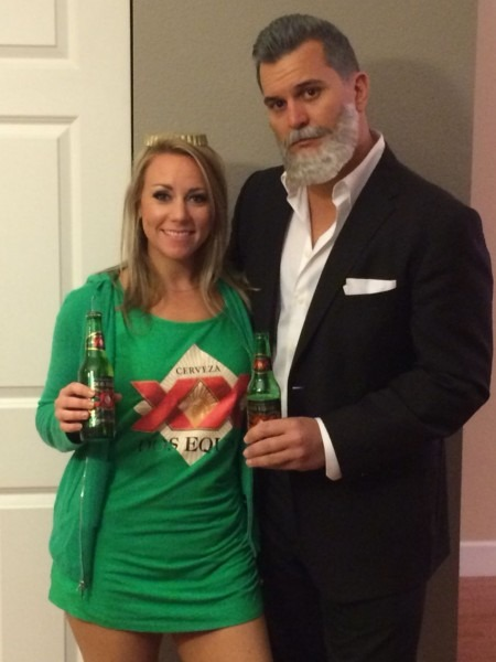 The Most Interesting Man In The Worlddos Equis Costume  Fun