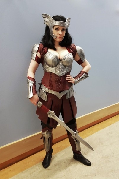 Chrix Design  Lady Sif Cosplay