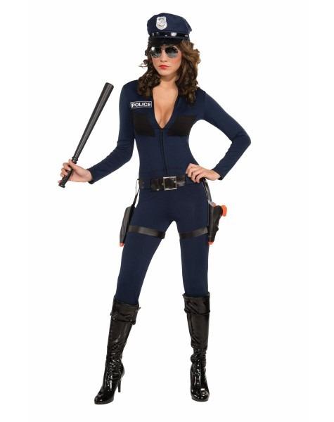Traffic Stop Cop Costume – Spirit Halloween