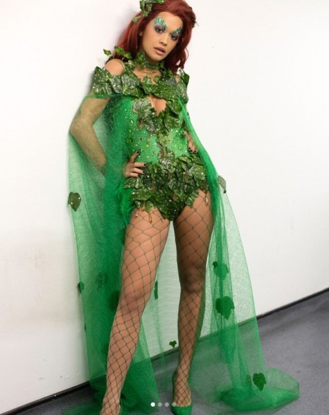 Rita Ora As Poison Ivy In 2018