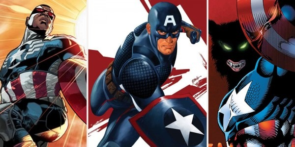 Captain America  8 Costumes We Want To See On