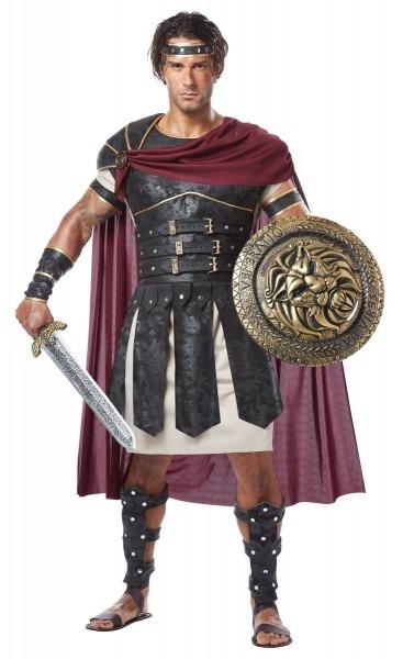 Adult Roman Gladiator Men Medieval Costume