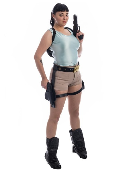 Lara Croft Tomb Raider Costume