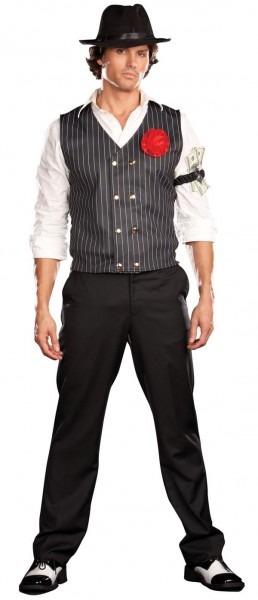 Sexy Gangster Costume Men