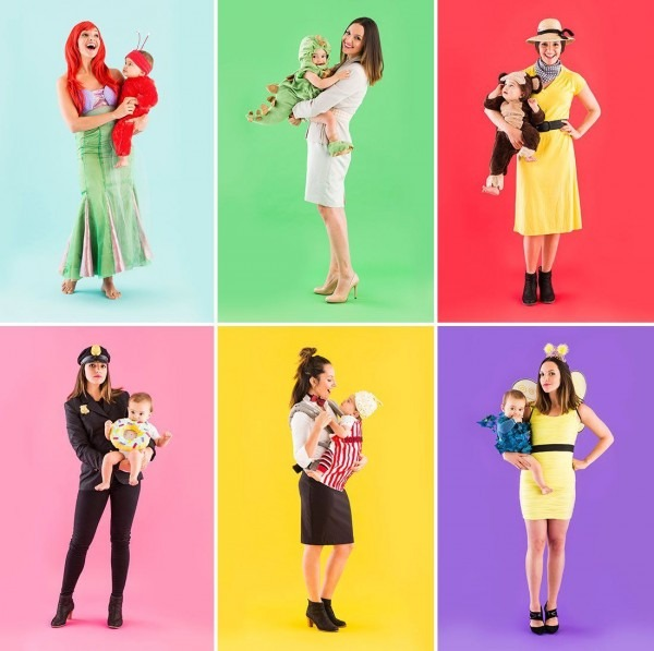 Check Out These 6 Amazing Halloween Costumes For Mom Baby Types Of