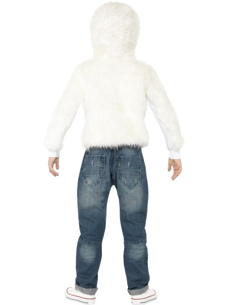 Child Abominable Snowman Costume 25579 Fancy Dress Ball, Snowman