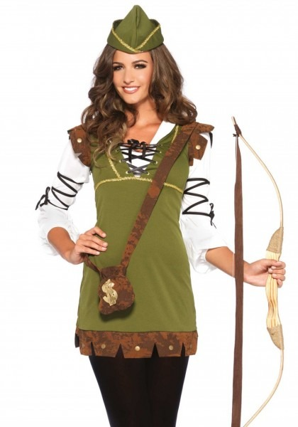 Classic Robin Hood Halloween Costume