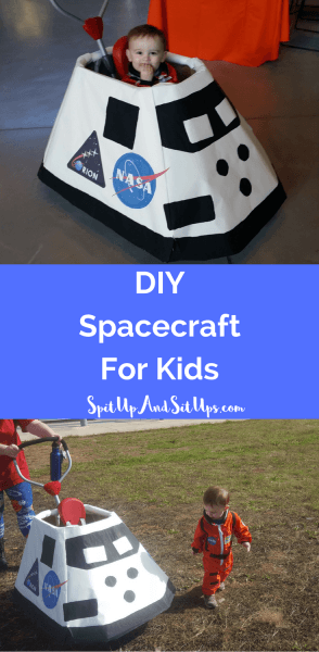 Diy  Spacecraft For Kids