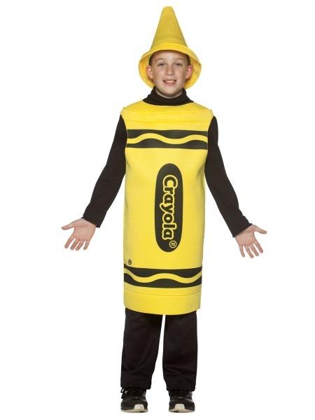 Crayon Costumes (for Men, Women, Kids)