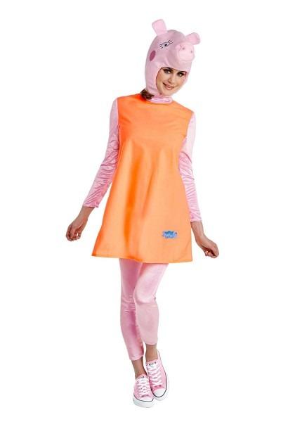 Peppa Pig Mummy Pig Adult Costume