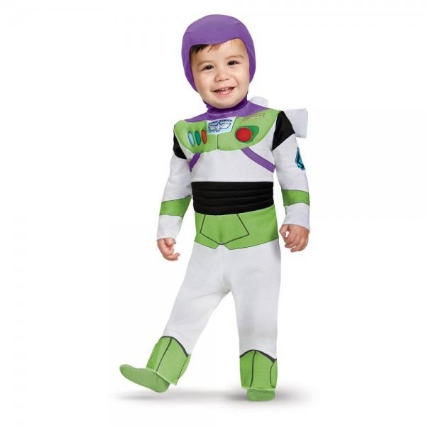 Baby Kids' Disney Buzz Lightyear Halloween Costume 12