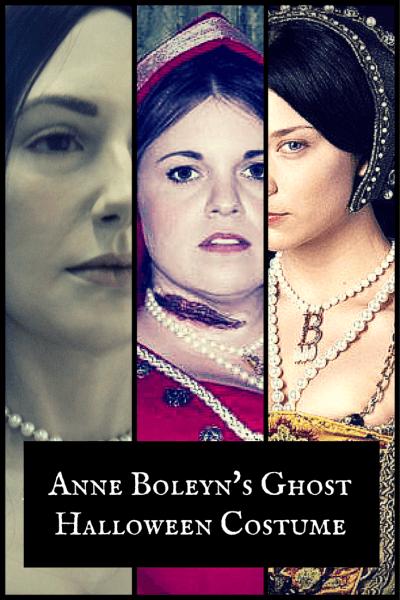 Queen Anne Boleyn's Ghost Halloween Costume For Women