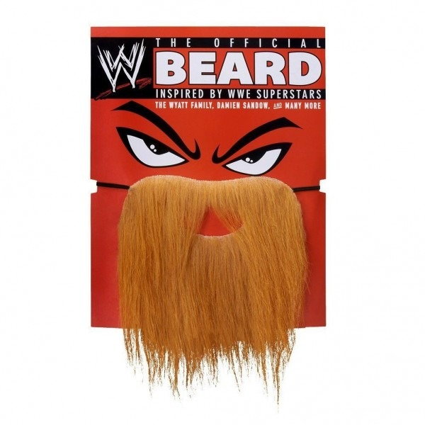 Wwe Authentic Official Costume Beard Inspired By Daniel Bryan