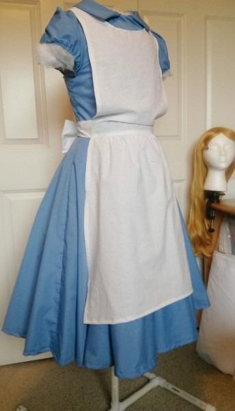 Alice In Wonderland Costume Tutorial