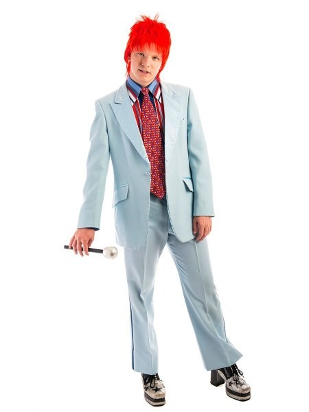 Life On Mars Bowie Costume