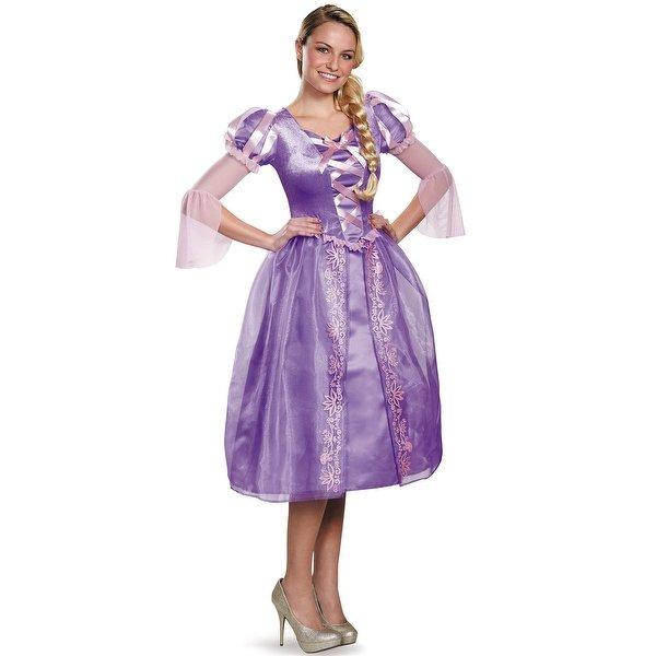 Shop Disguise Rapunzel Tween Adult Costume