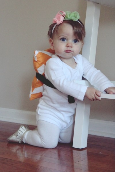 Check Out These 50 Creative Baby Costumes For All Kinds Of Events!