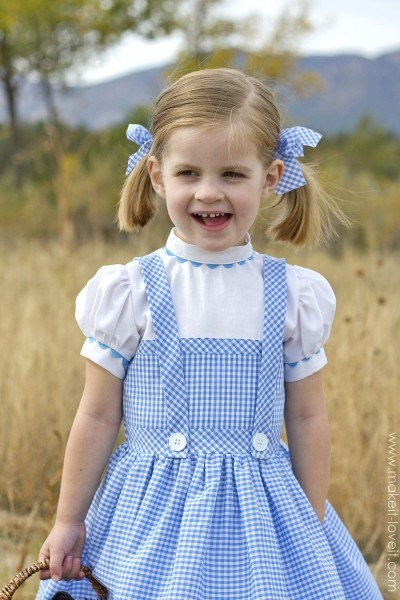 """Halloween 2014  Dorothy (from """"wizard Of Oz"""") – Make It And Love It"""
