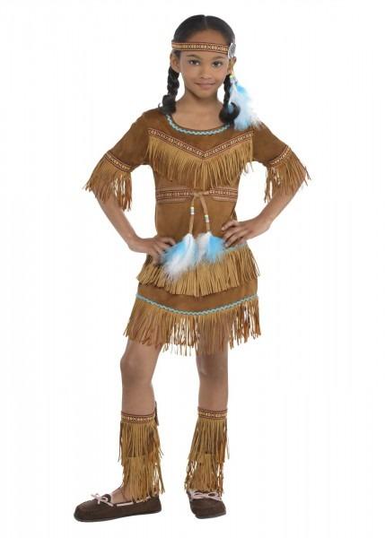 Native American Dream Catcher Cutie Girls Costume