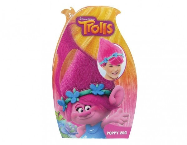 Dreamworks Trolls Poppy Wig  Trollific Hair Like Poppy
