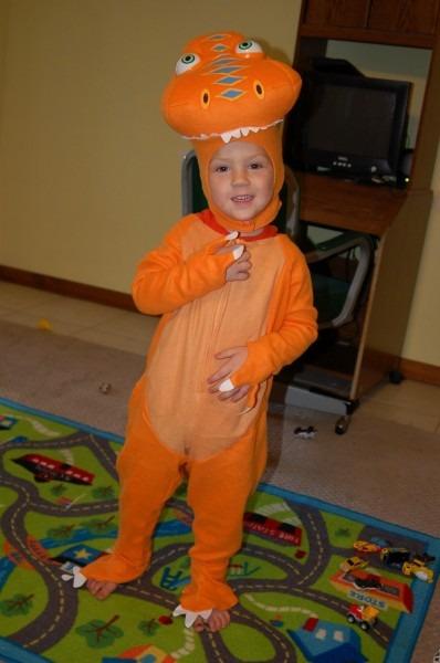 Dinosaur Train Halloween Costumes!