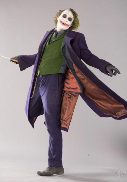 Heath Ledger's Joker Resurfaces In 'dark Knight' Photo Gallery