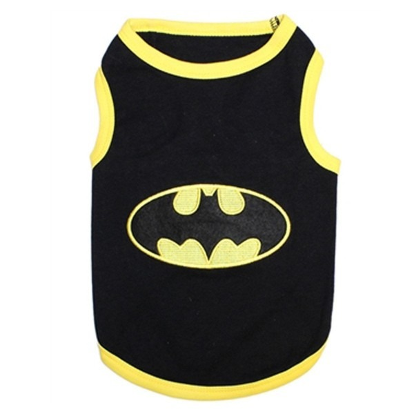 Batman Dog Tank By Parisian Pet