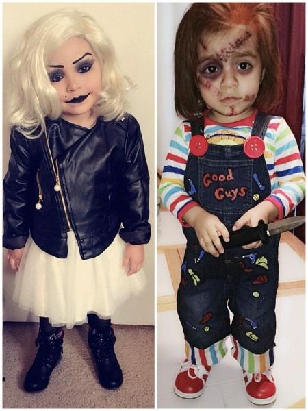 Chucky And Tiffany  Brideofchucky