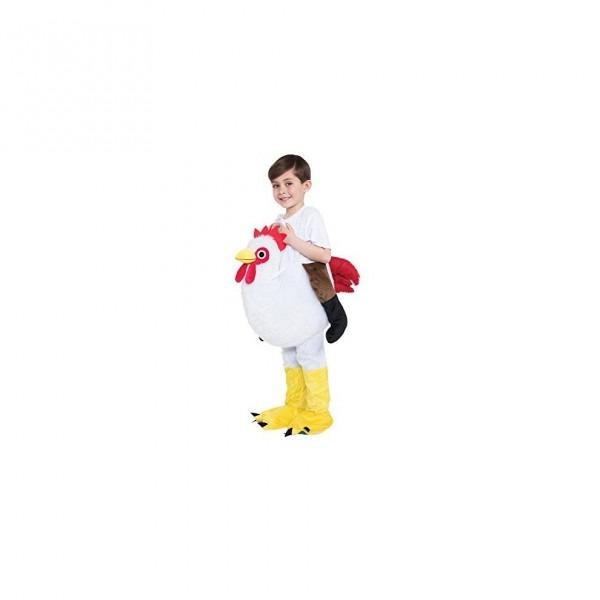 Bristol Novelty Cf001 Chicken Step In Childs, One Size