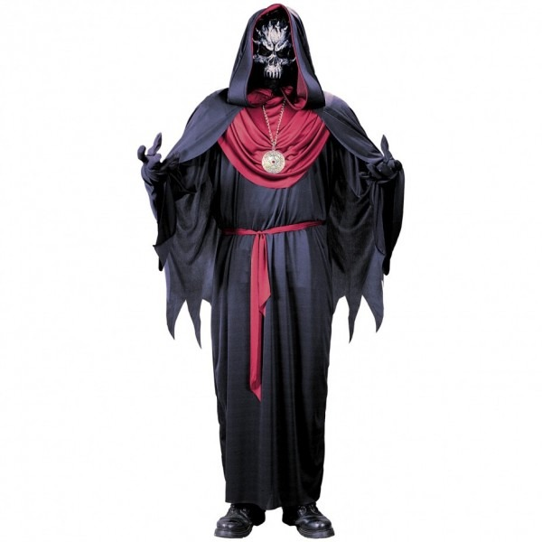 Adult High Priest Zombie Costume