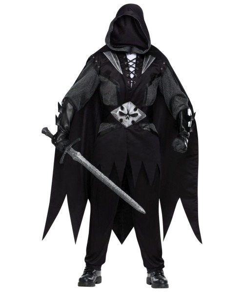 Adult Evil Knight Halloween Costume