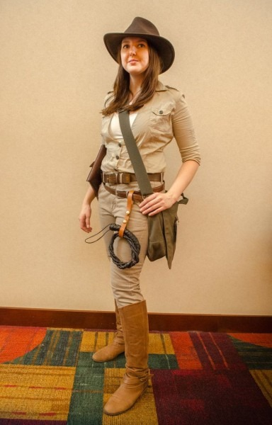Image Result For Marion Ravenwood Cosplay