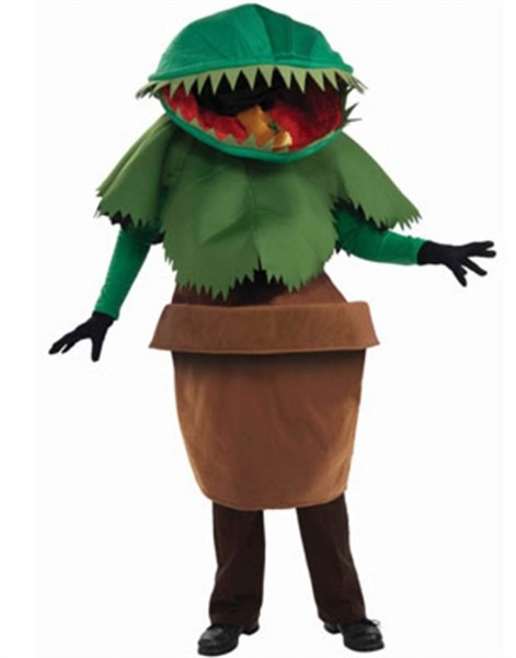 Adult Venus Fly Trap Costume