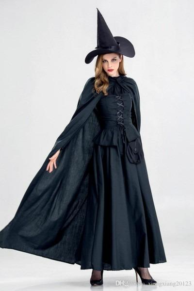 Fashion Types For Free Shipment, Halloween Death Dress, Halloween