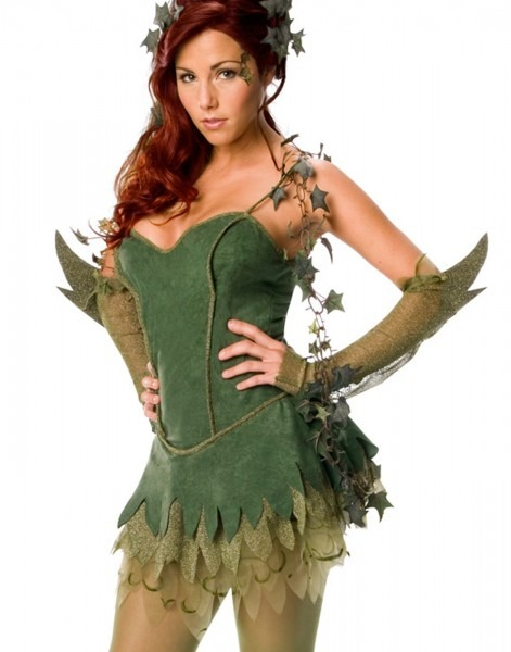 Poison Ivy Adult Halloween Costume