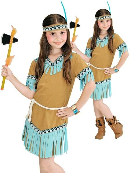 Girl's Native American Indian Costume