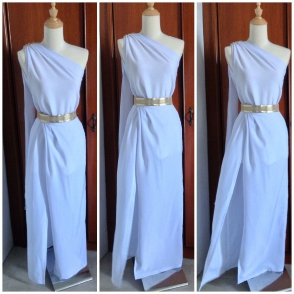 Make Your Own Greek Goddess Costume …