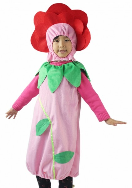 Flower Costumes (for Men, Women, Kids)