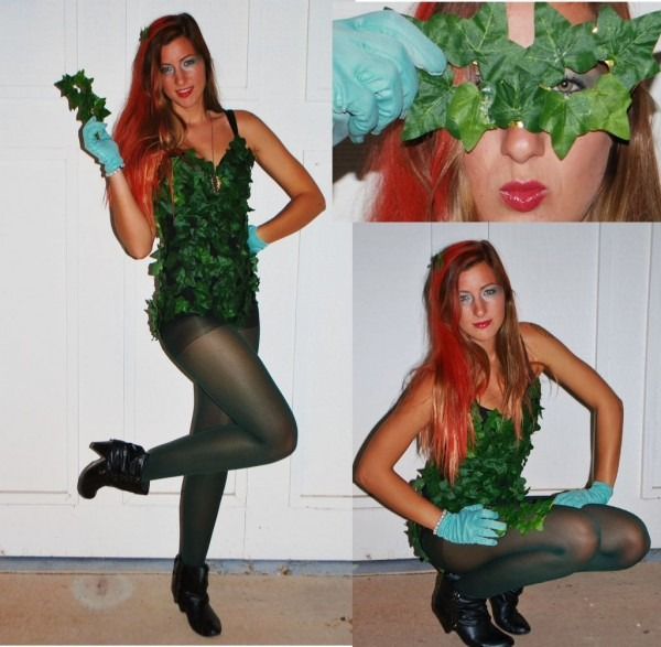 Poison Ivy Costume  5 Steps (with Pictures)