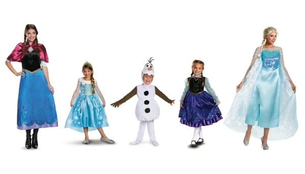 4 Halloween Costumes For Families