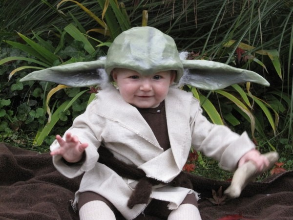 Yoda Costume For Baby (with Pictures)