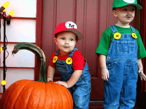 12 Cute Halloween Costume Ideas For Kids