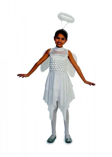 Girls Angelic Angel Costume