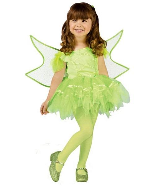 Ballerina Fairy Kids Costume