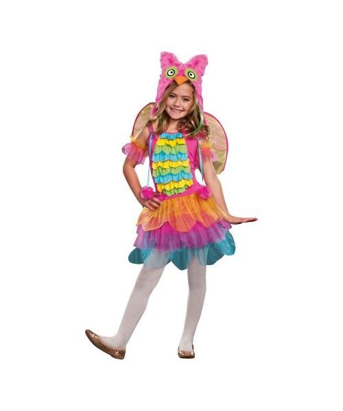 Precious Lil Owl Girls Costume