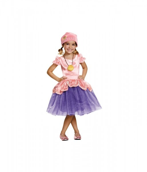 Jake And The Neverland Pirates Izzy Girls Toddler Costume
