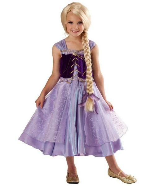 Tower Princess Costume