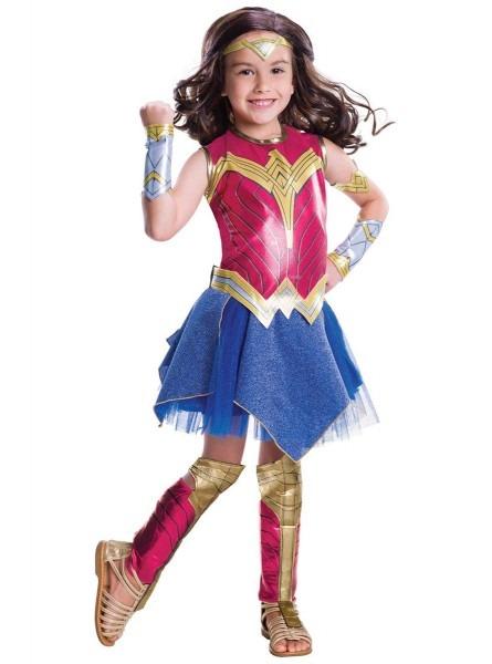 Girl's Wonder Woman Batman V Superman Costume  The Coolest