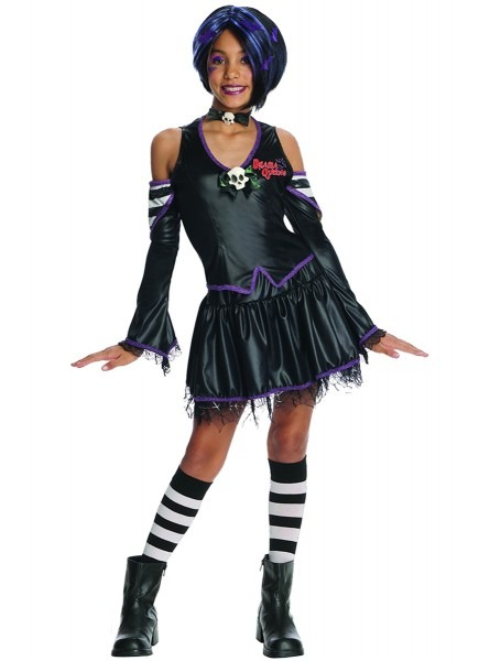 Gothic Girl Malice Child Costume  The Coolest